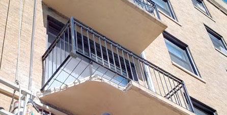 Concrete Balcony work